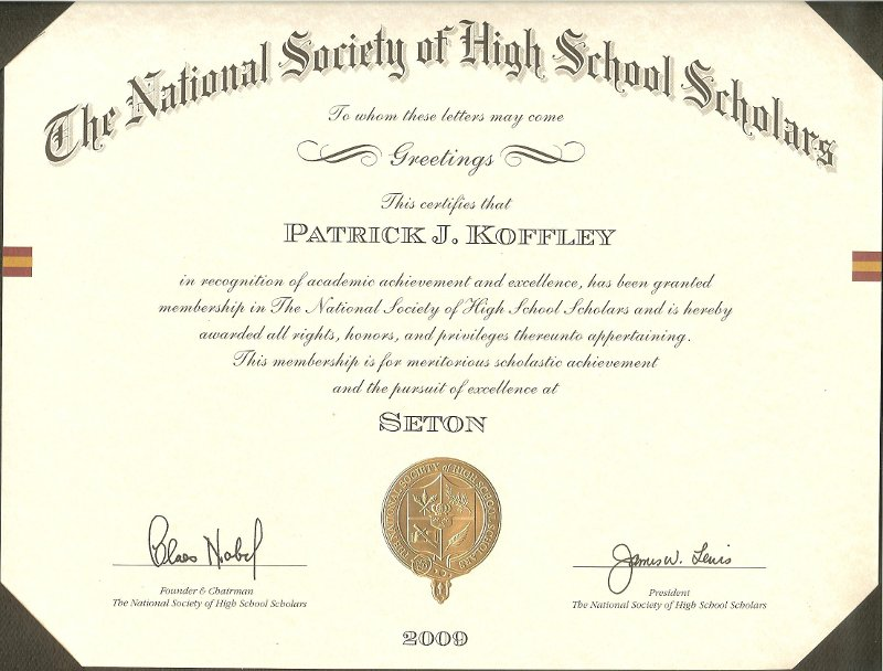 create high school diploma