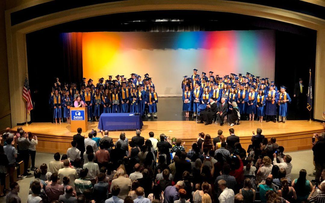 Congratulations, Seton Class of 2018!