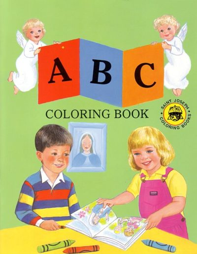 P-PH00-19ABC Coloring Book