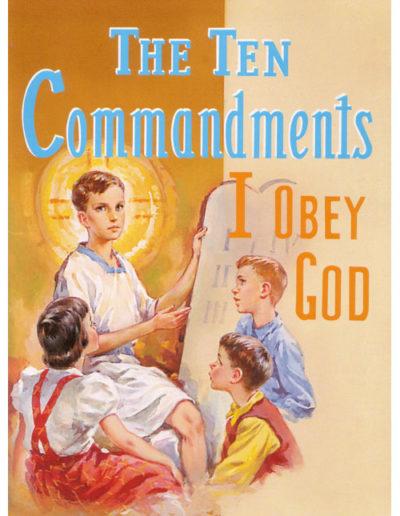 P-RL00-20 Ten Commandments
