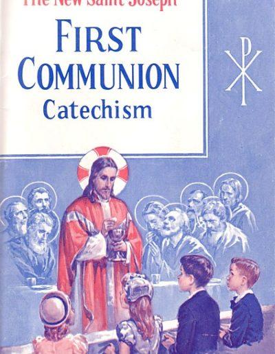P-RL03-13 First Communion Cat