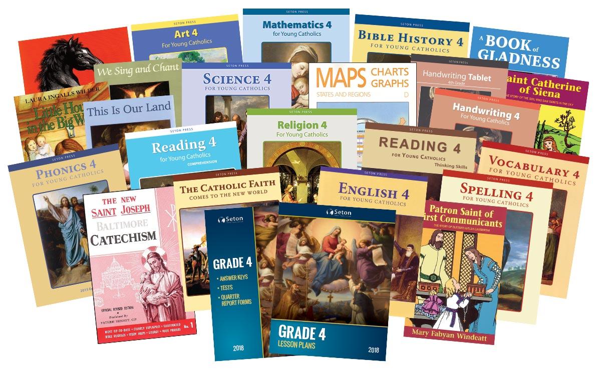 Grade 4 - Seton Home Study School - Fourth Grade