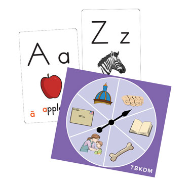 games and flashcards